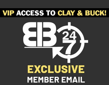 VIP access to Clay & Buck Exclusive Member Email