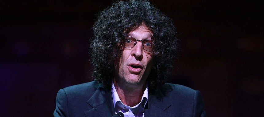 Howard Stern Cheers Deaths of Radio Hosts Who Died of Covid