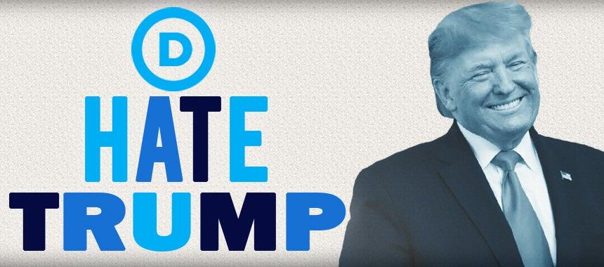 The Democrat Party Platform: But, Trump...