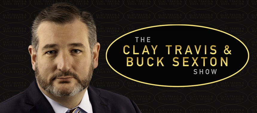 Sen. Cruz on the Border Crisis, Milley -- and Covid Racism