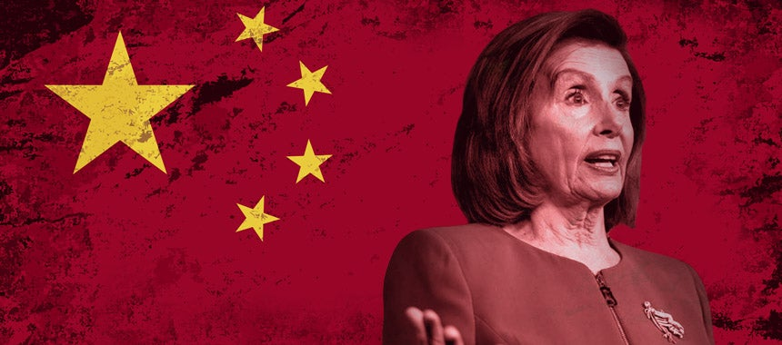Pelosi: Overlook Genocide, Work with China on Climate
