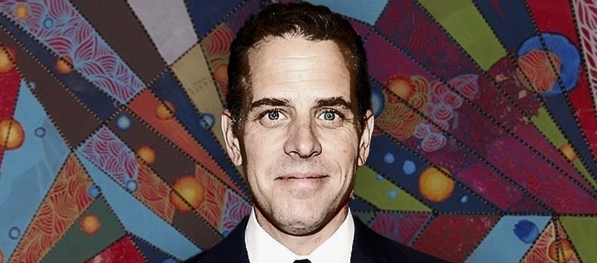 What Would You Pay for a Hunter Biden Painting?