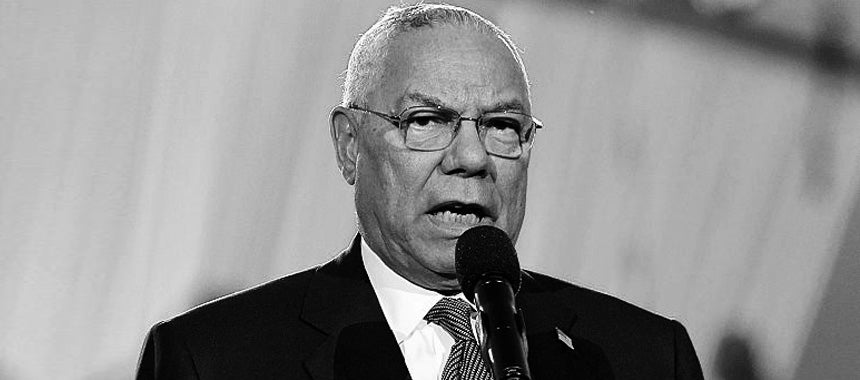 Colin Powell, Rest in Peace