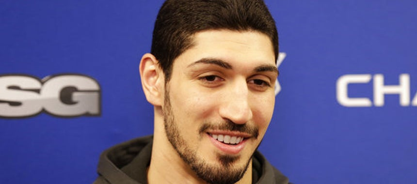 Enes Kanter Doubles Down on China Criticism
